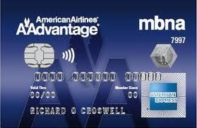 AA credit card