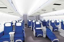 Old Finnair seat