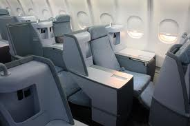 New Finnair seat