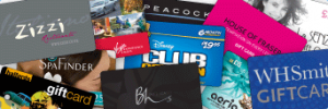 Gift cards Tesco bonus points ending