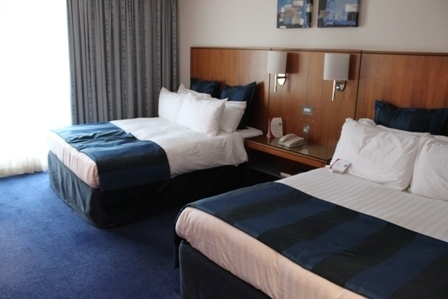 Crowne Plaza Marlow review