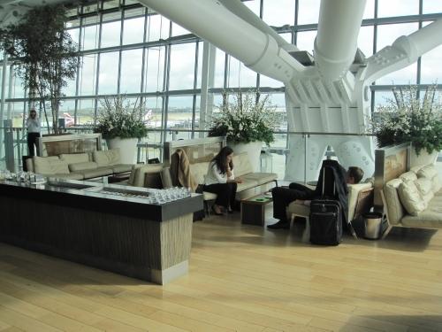 British Airways Galleries First lounge review