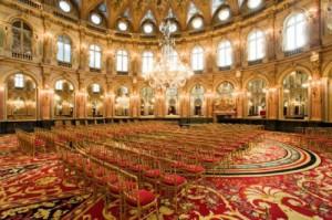 InterContinental Paris Le Grand ballroom