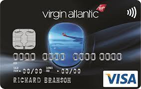 Virgin card