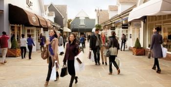 Get £50 American Express cashback at Bicester Village