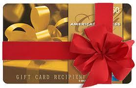 Amex Gift Card