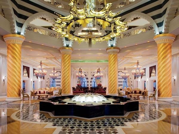 My review of Jumeirah Zabeel Saray, The Palm, Dubai