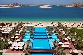 Zabeel Saray - pool