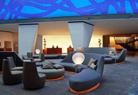 Conrad New York lobby 2