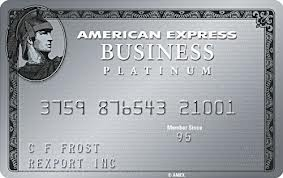 Amex Platinum Business sign up bonus