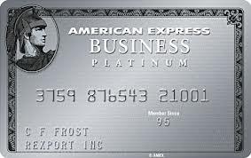 amex business platinum - Amex Business Card