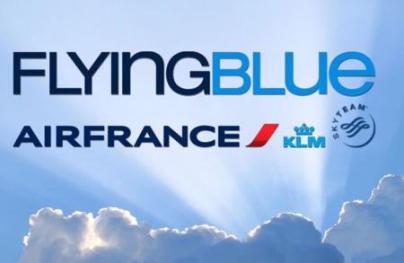 Flying Blue UK credit cards