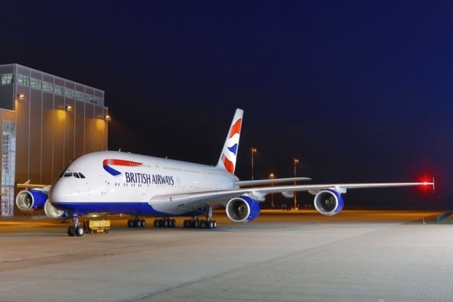 British Airways Channel 5 documentary