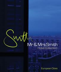IHG Rewards Club partners Mr and Mrs Smith