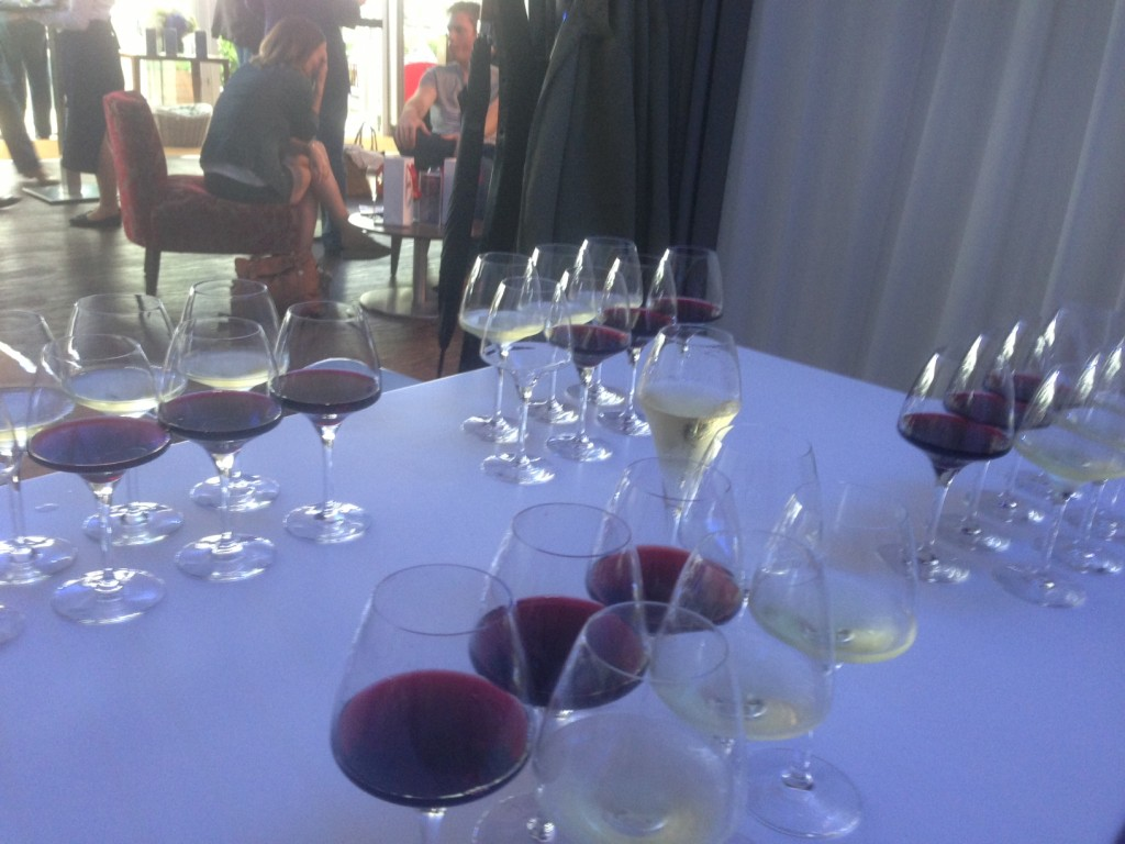 TOL - wine tasting