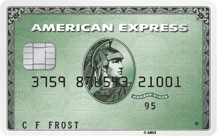 Amex Green review (The American Express Card)
