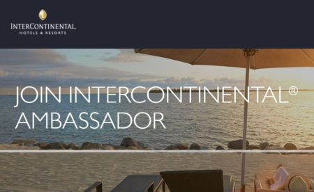 buy ambassador intercontinental with points