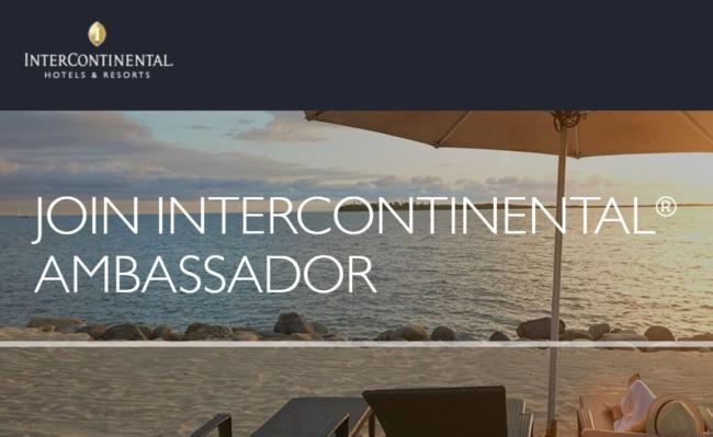 InterContinental Ambassador worth it?