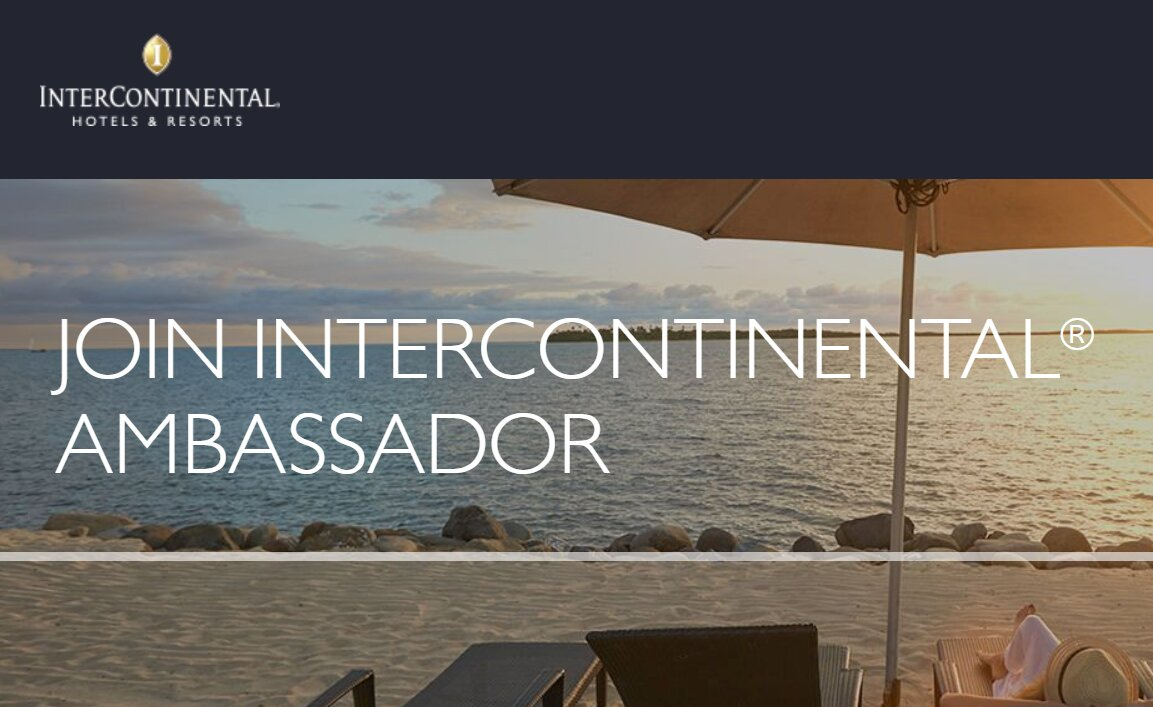 InterContinental Ambassador review