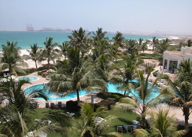 Welcome to the Hilton Salalah Resort