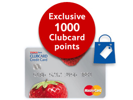 Tesco credit card