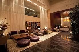 Park Hyatt zurich lobby