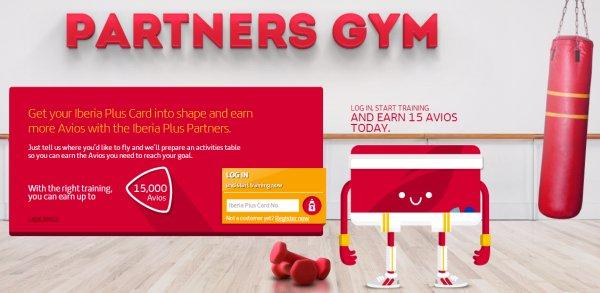 Iberia Partners Gym