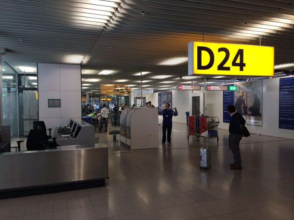 Amsterdam security