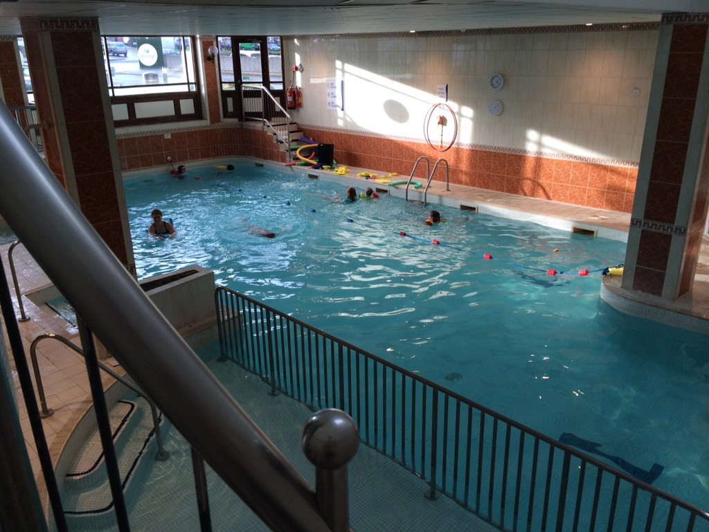 My review of holiday inn wembley with photos Holiday inn hotels with swimming pool