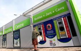 Tesco Recycling Centre