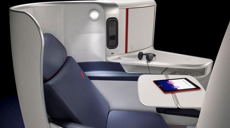 Air France new business class 2