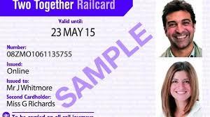 Railcard discount code
