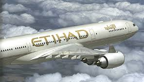 Where you should credit miles from Etihad flights?