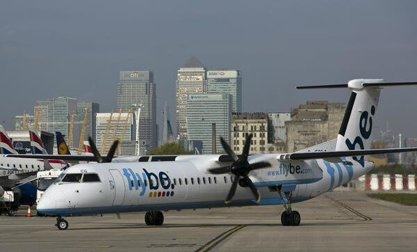 Flybe London City