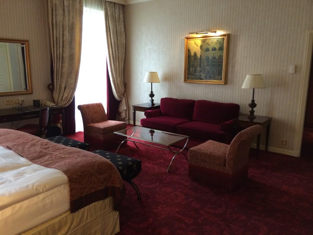 InterContinental LeGrand Paris Junior Suite 2 review
