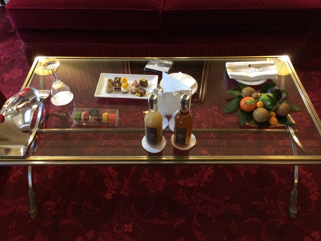 InterContinental LeGrand Paris Junior Suite 3 review