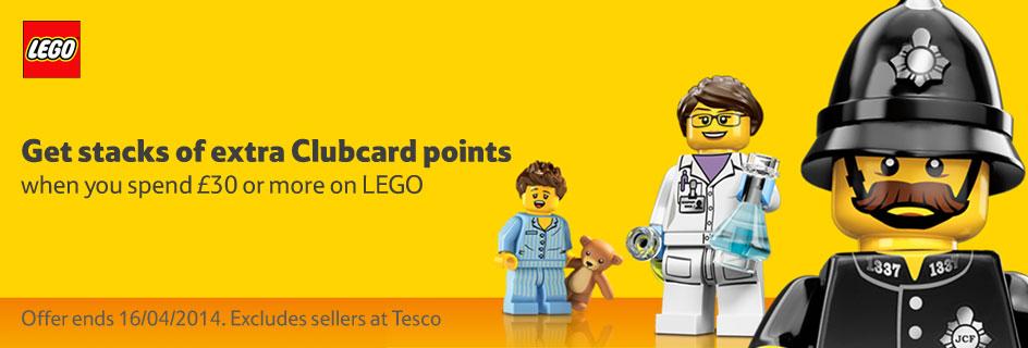 Tesco Lego