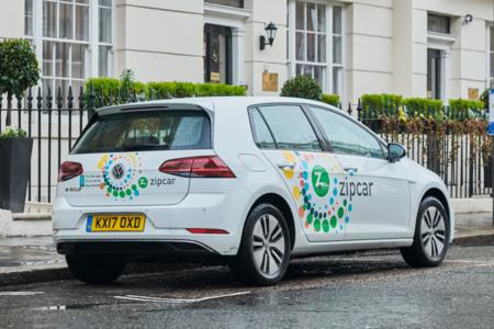 Zipcar Flex ealing
