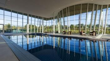 Indoor Pool Hilton St Georges Park