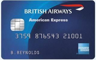 British Airways American Express review