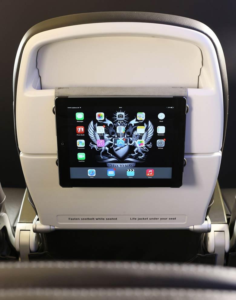 New BA short haul seat 3
