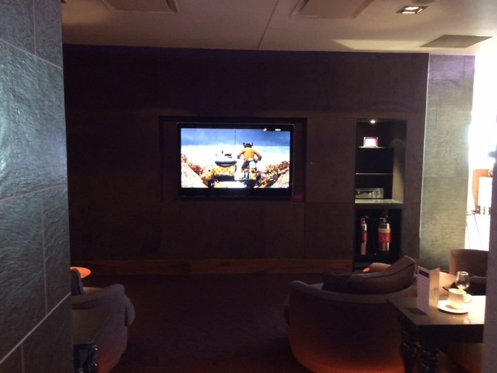 No 1 Traveller Gatwick cinema 4 review