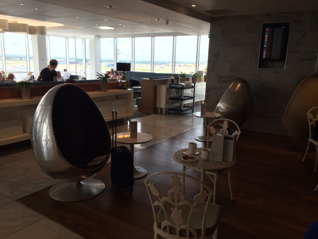 No  Traveller Lounge Gatwick North Review