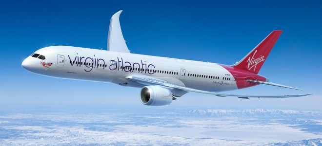 Where does Virgin Atlantic fly to?