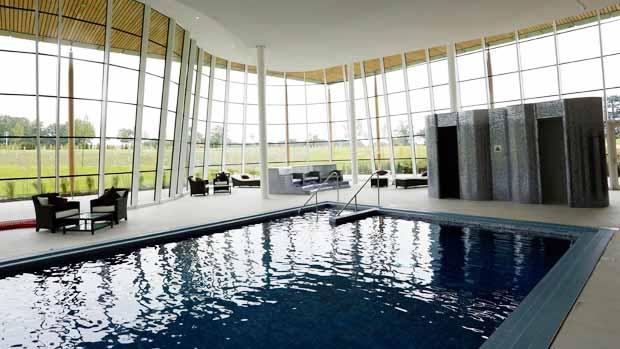 Hilton St Georges Park pool review