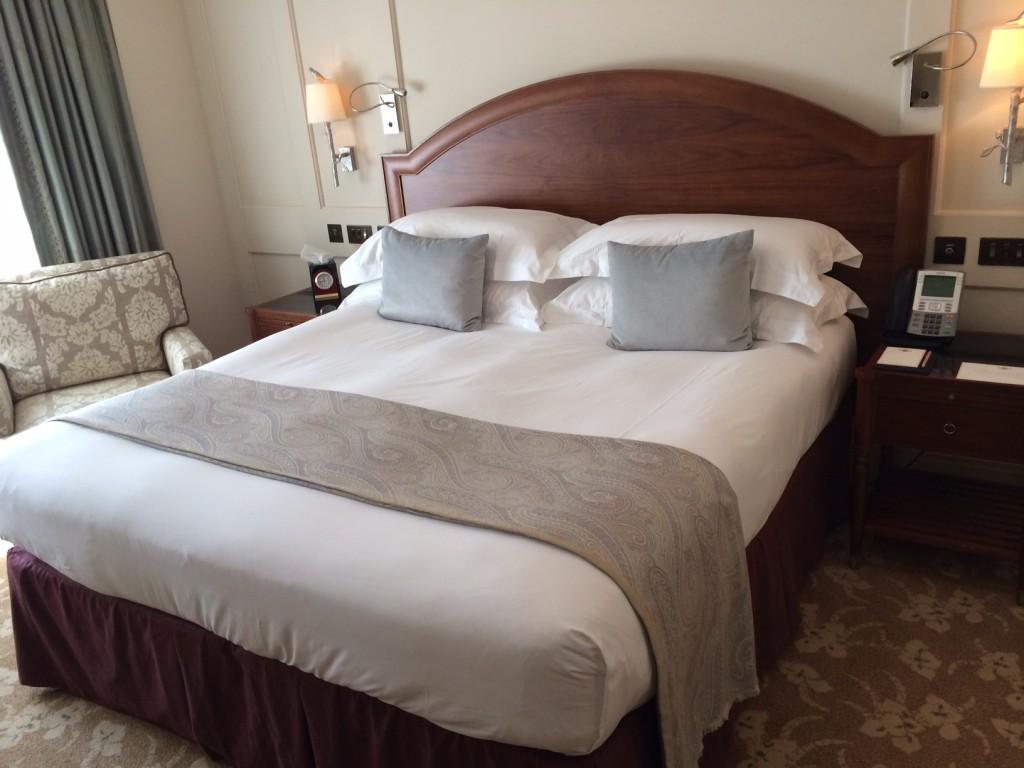 Langham London Grand Room review