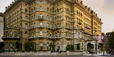 Review of Langham Hotel London