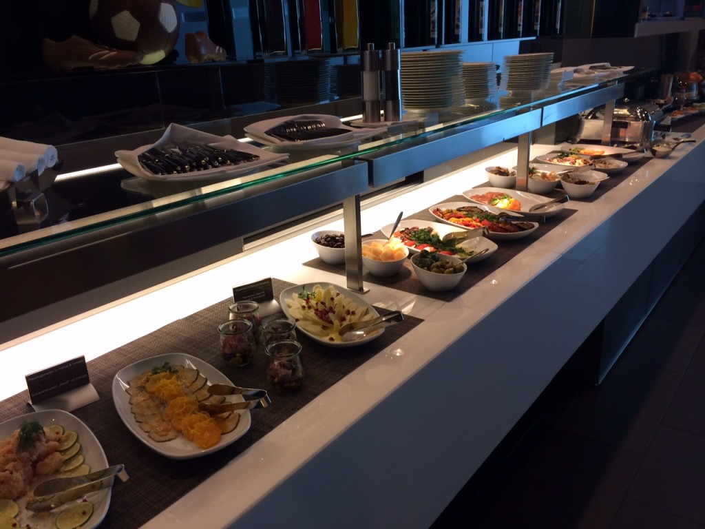 Lufthansa Munich First Class lounge 4 review