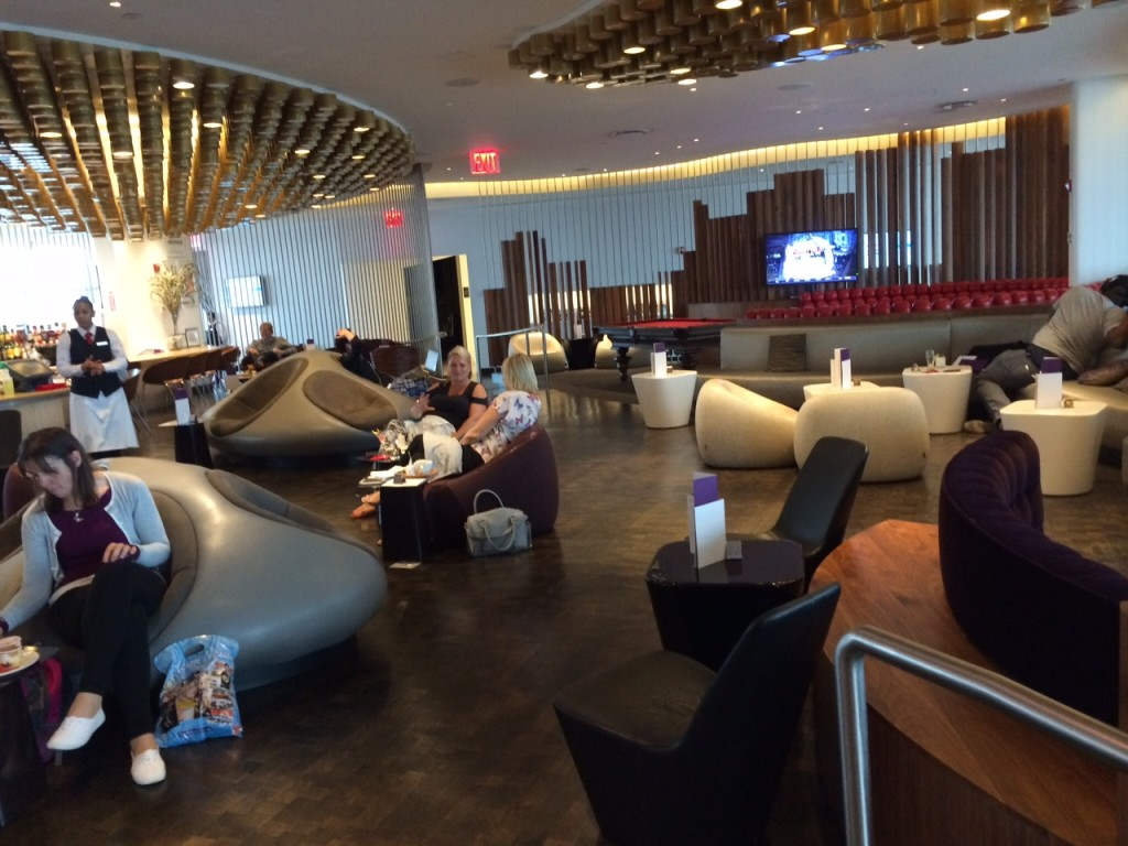 Virgin Clubhouse JFK overview review