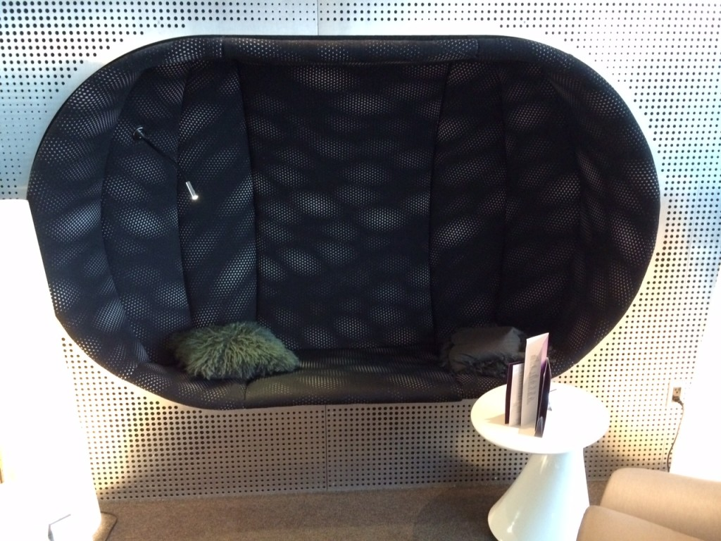 Virgin Clubhouse JFK pod review